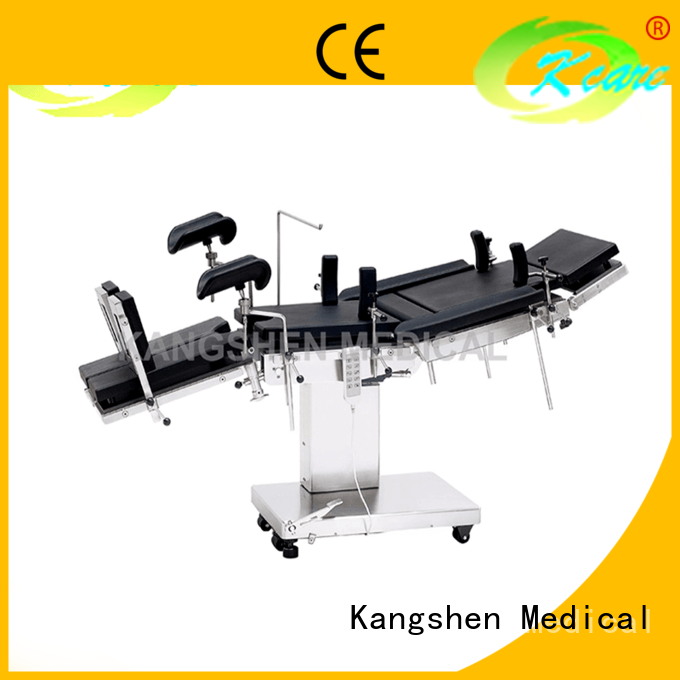 operation electric hospital Kangshen Medical Brand operation table