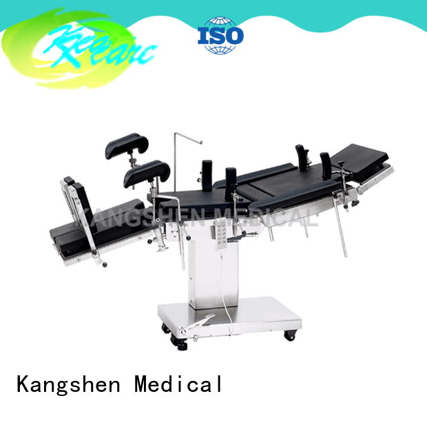 Kangshen Medical free delivery operating table manufacturers for hospital