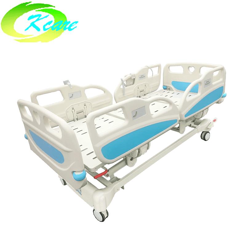 scale nurse rails electric hospital bed Kangshen Medical