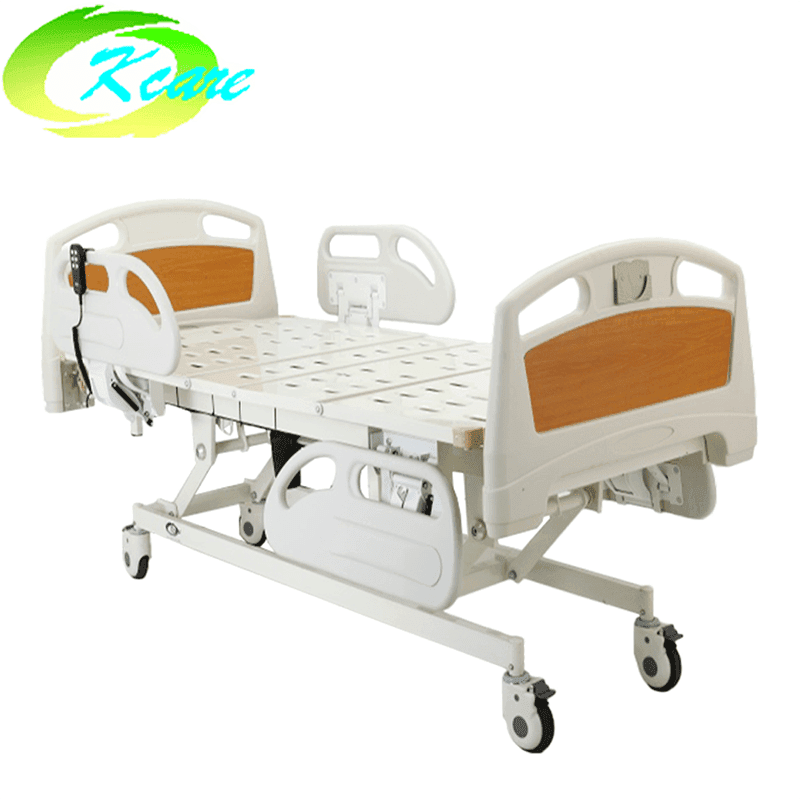 PP Side Rails Fence Three Functions Electric Hospital Bed KS-828c