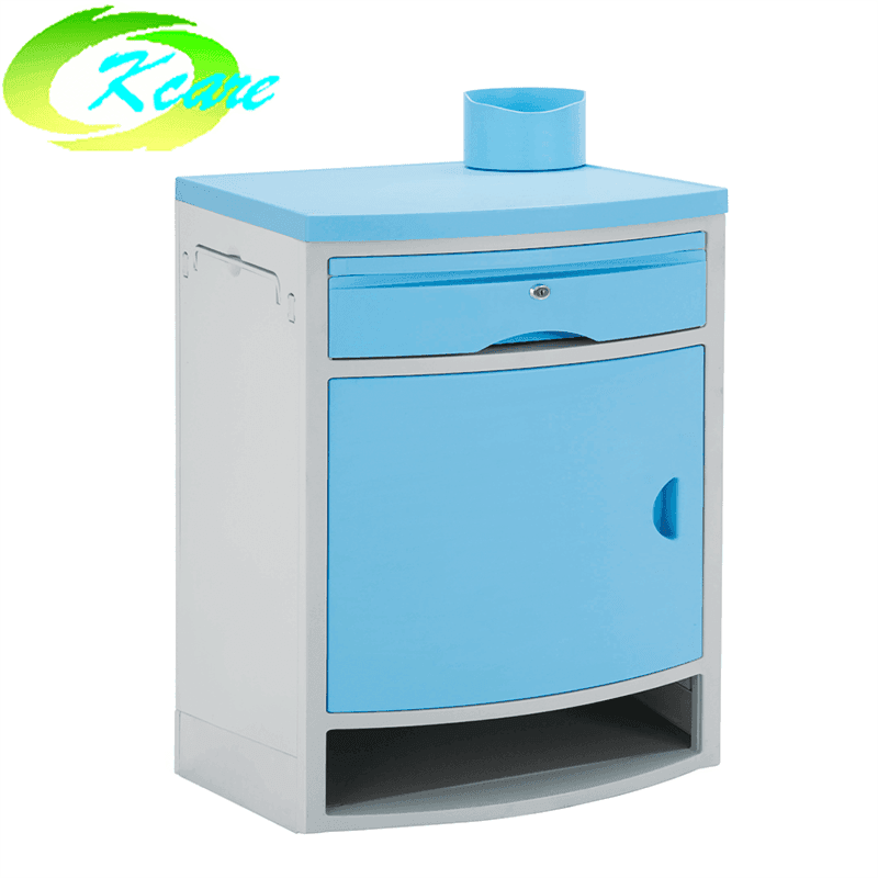 ABS plastic bedside lockers hospital bed night stand medical cabinet KS-C26c