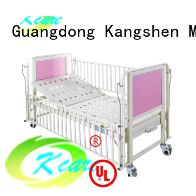 Kangshen Medical Brand two functions baby childrens hospital bed