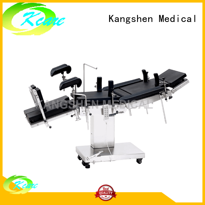 Kangshen Medical free delivery operating table manufacturers hot-sale for hospital