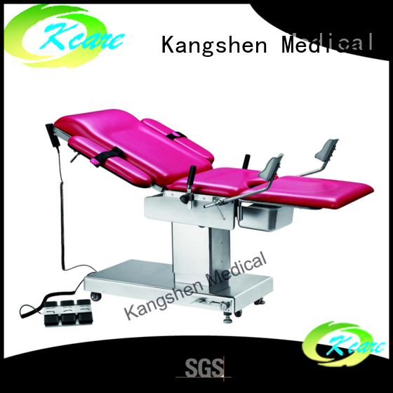 gynecological examination table table electric Kangshen Medical Brand company