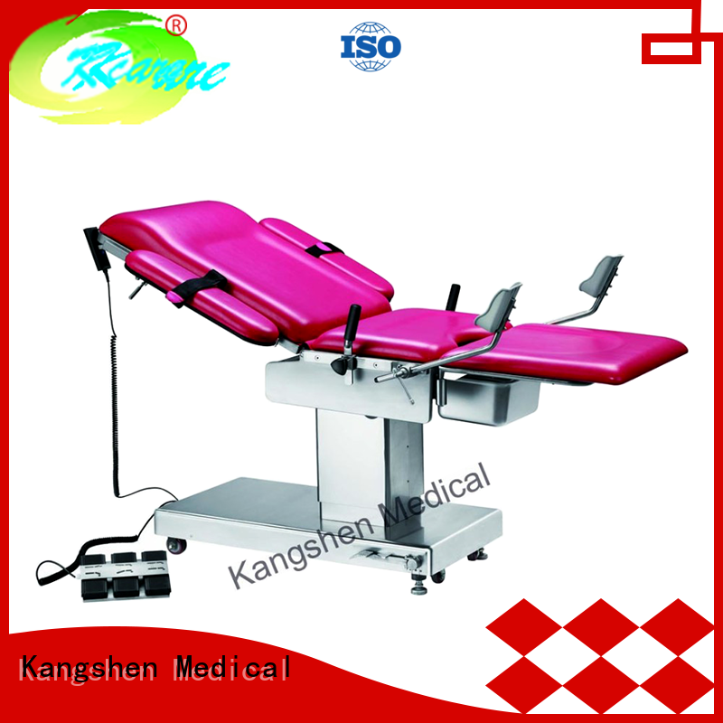 Kangshen Medical wholesale gynecologist table convenient