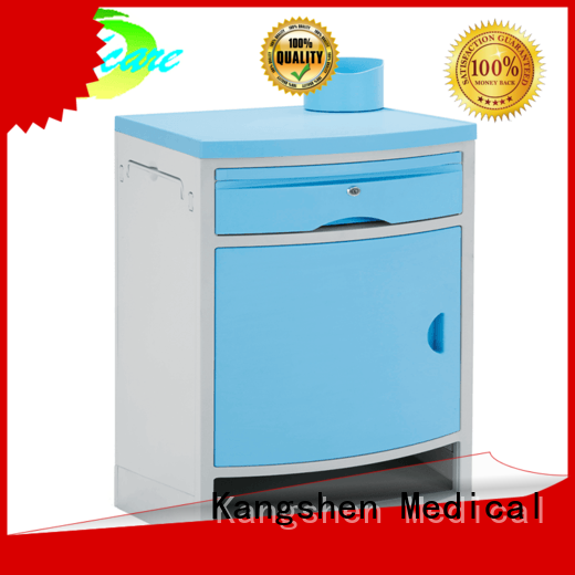 anti bedsore hospital bedside table with drawers hospital high-quality for infirmary