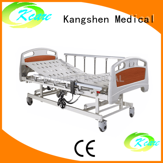 multifunction economic Kangshen Medical Brand adjustable electric beds for sale factory