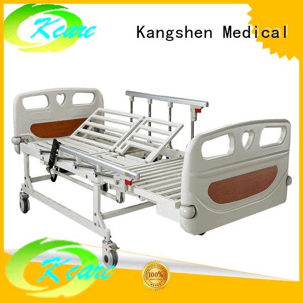 bed home electric beds for elderly manual Kangshen Medical Brand company