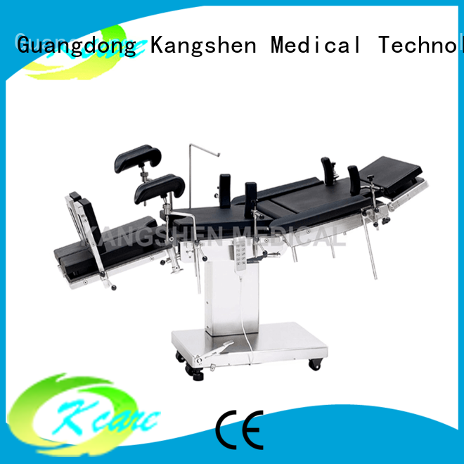 hospital operation surgical operation table table electric Kangshen Medical Brand