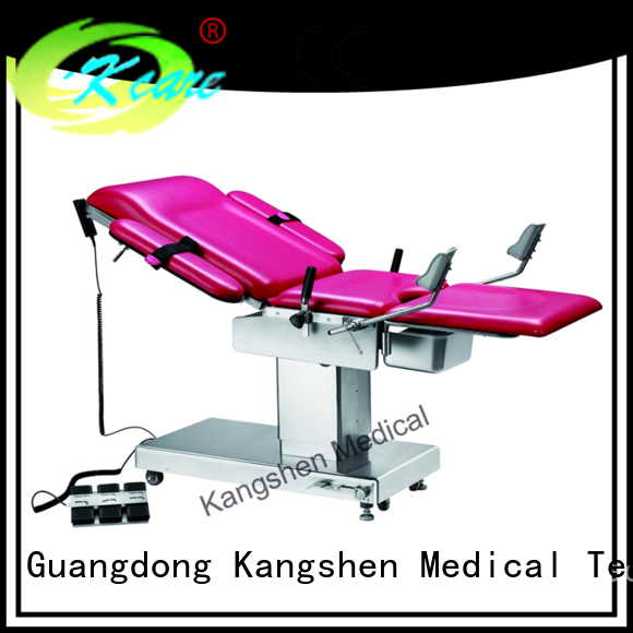 Hot gynecological examination table delivery Kangshen Medical Brand