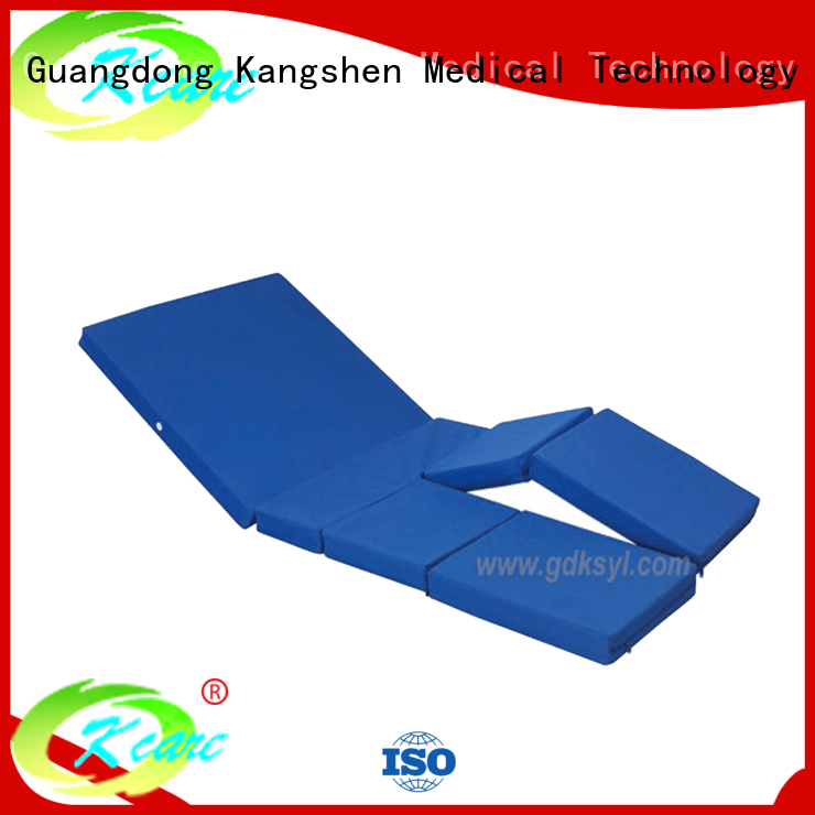 Kangshen Medical medical mattress for sale three sections for customization
