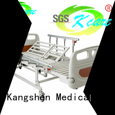 manual adjustable beds for the elderly nursing at discount Kangshen Medical