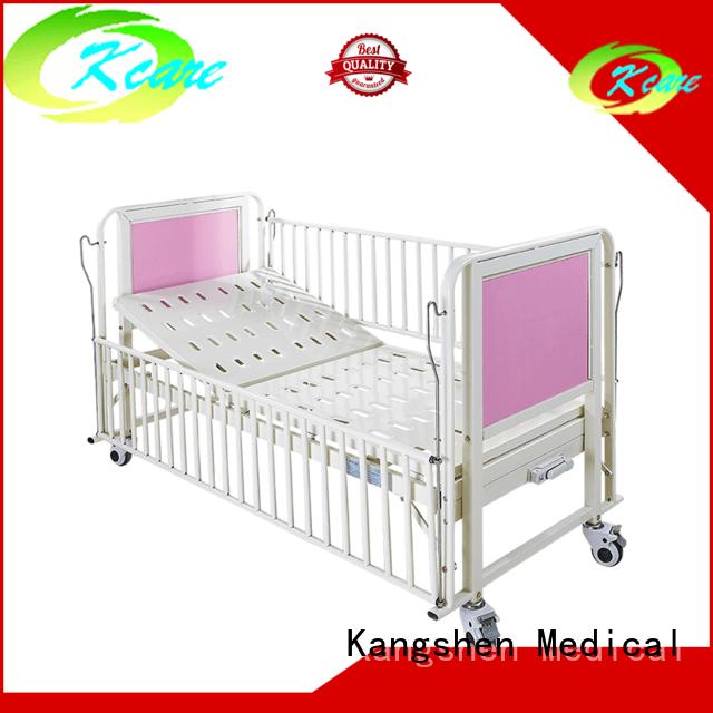 Kangshen Medical desktop children's hospital beds folded steel dining table