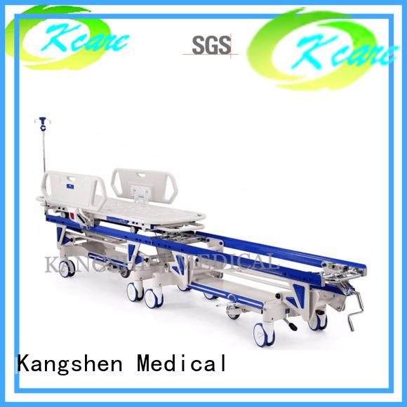 Quality Kangshen Medical Brand ambulance stretcher for sale stretcher jointing