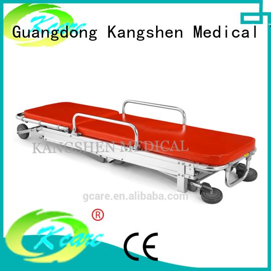 hospital jointing hospital stretcher ambulance table Kangshen Medical company