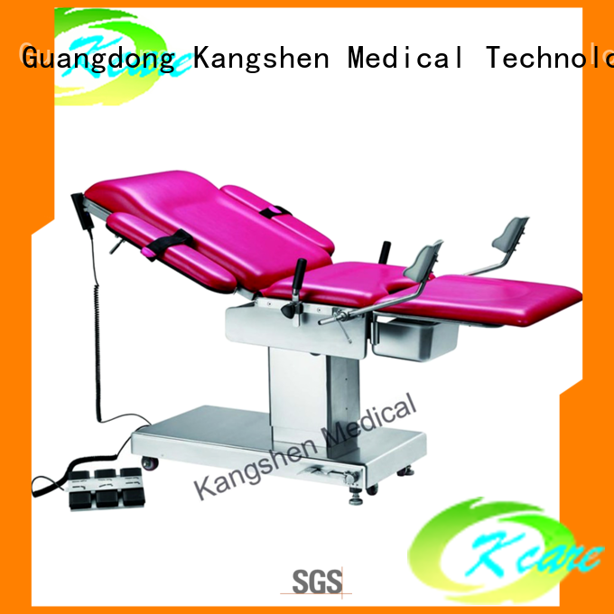 Kangshen Medical delivery gyno table convenient at discount