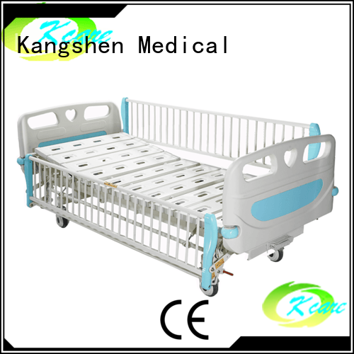 manual onecrank bed cranks childrens hospital bed Kangshen Medical Brand