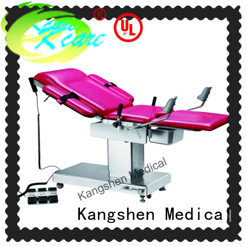 factory price gynecological exam table convenient for hospital