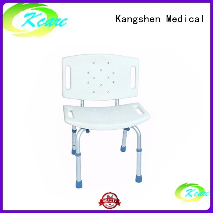 handicap shower chair wheelchair for customization Kangshen Medical