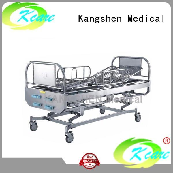 multi-functional stainless steel hospital bed new arrival wholesale