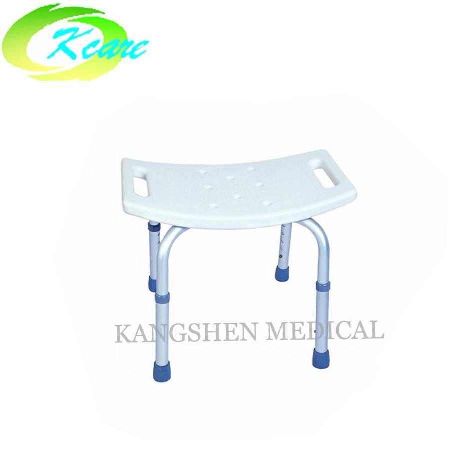 General Plastic Hospital Bathroom Shower Chair for Patient KS-D55
