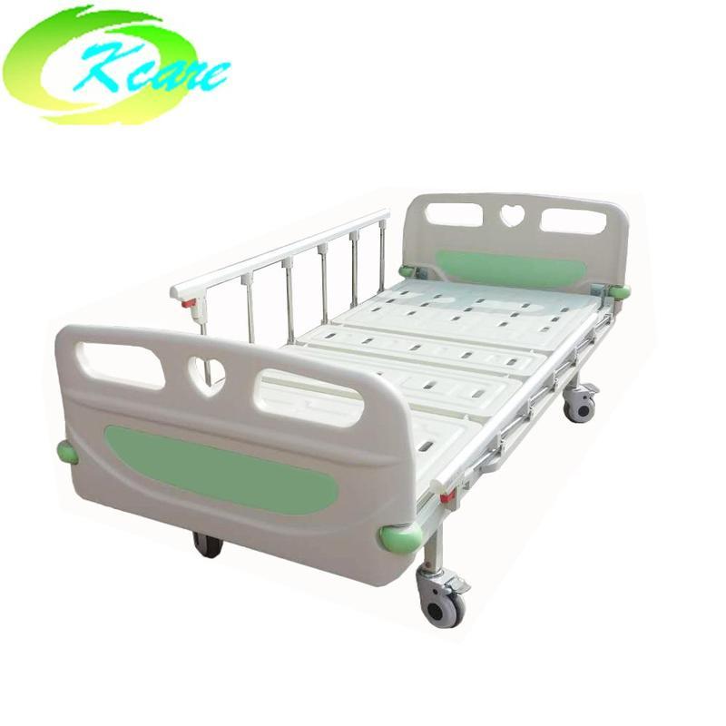 Backrest Adjustable Double Crank Youth Manual Hospital Bed KS-332c
