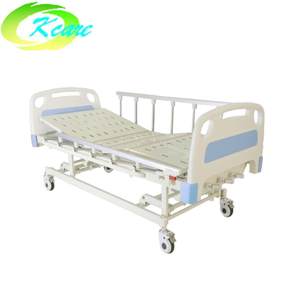 Manual Hospital Bed Electric Hospital Bed ICU Bed for Patient KS-632b
