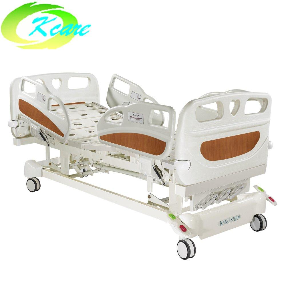 Paramount PP Side Rail Manual Hospital Bed with 3 Cranks for ICU Room KS-S303yh