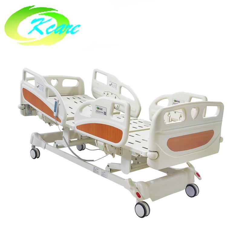 Medical Apparatus Economic Electric Adjustable Bed Frame Electric Hospital Nurse Bed GS-828