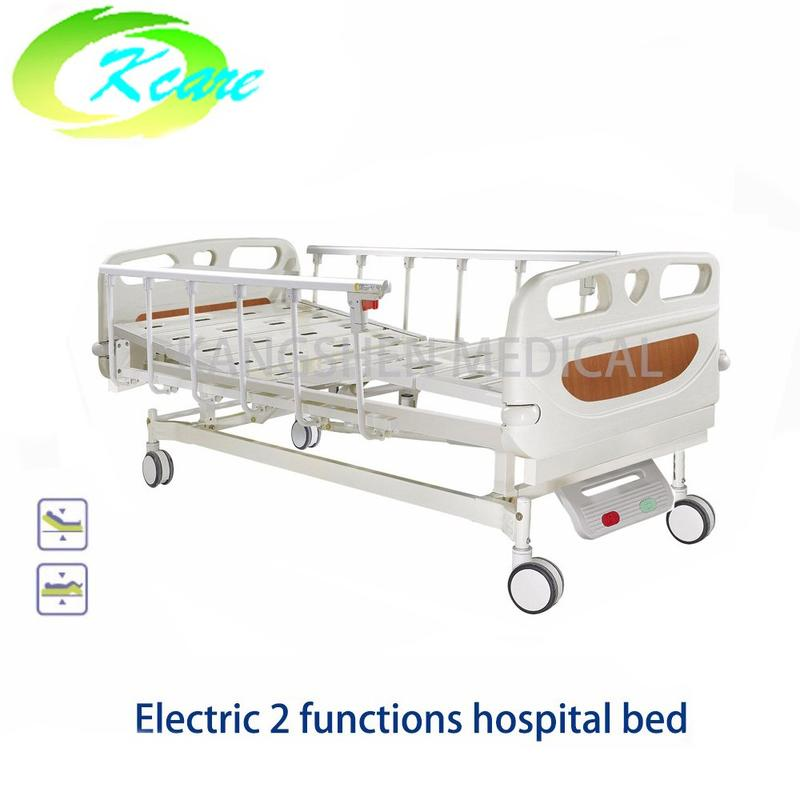 Two-Function Stainless Paramount Electric Hospital Bed GS-818(c)