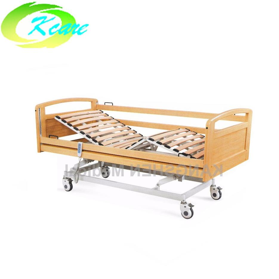Electric three-function home care bed elderly nursing bed KS-828g-3