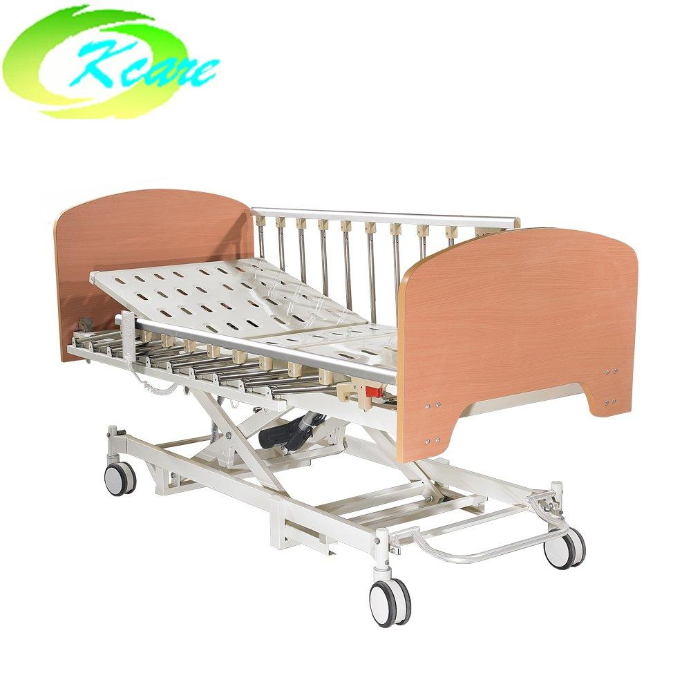 Super-low electric 3 functions hospital type beds for the home GS-888