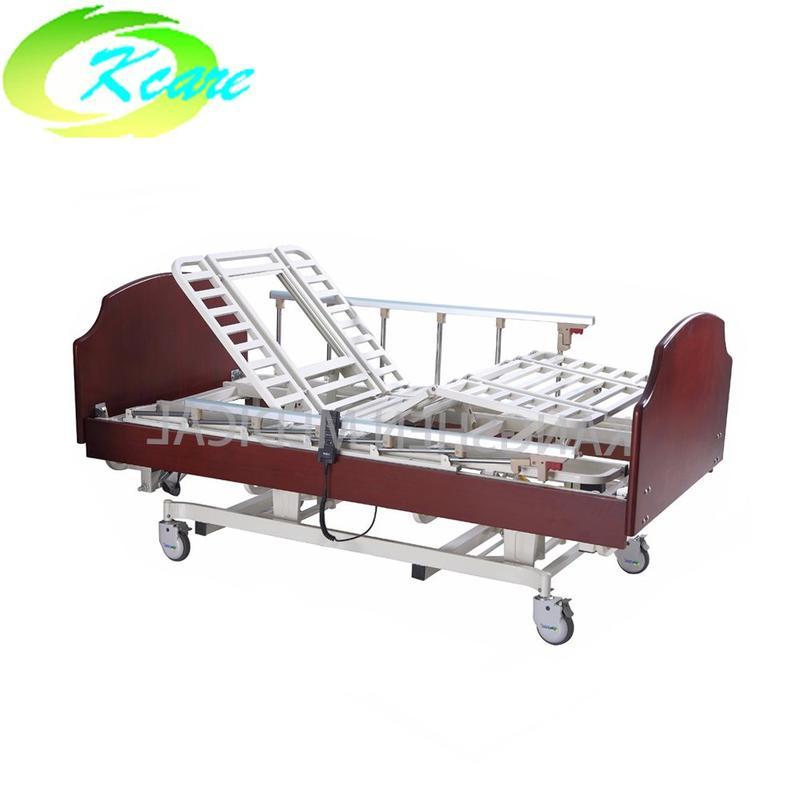 Nursing home furniture electric 5 functions hospital adjustable bed for home KS-803-3