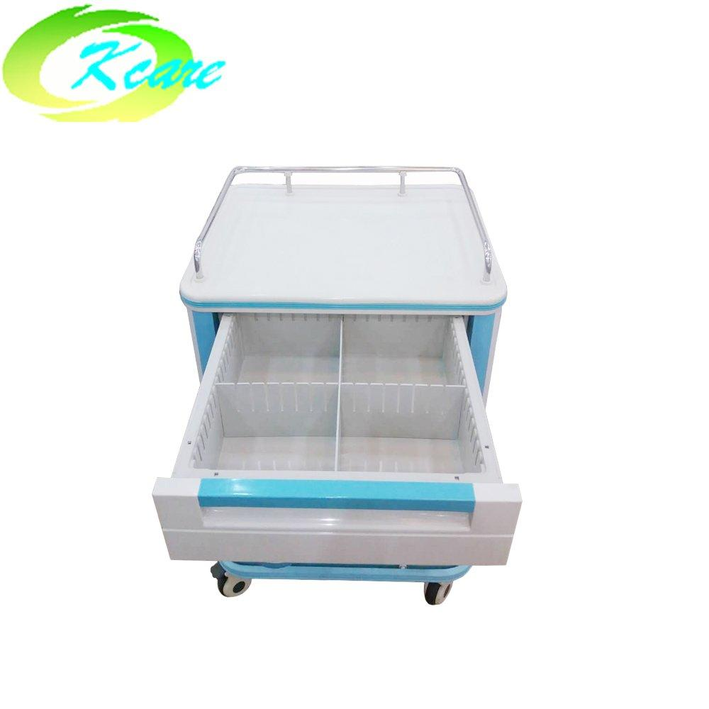 ABS Hospital emergency drug Trolley Cart KS-301c