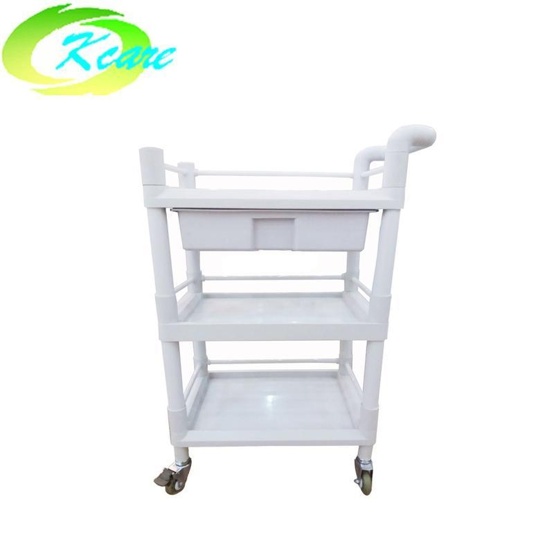 Cheap price high-quality hospital medicine trolley equipment medical trolley for sale KS-B1020