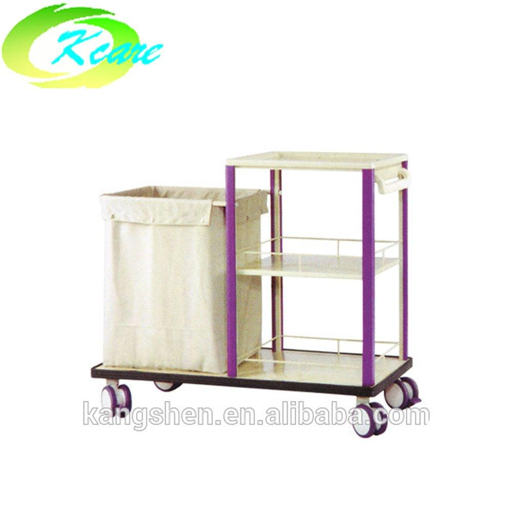 Deluxe Medical Linen clean Trolley cart KS-B35a