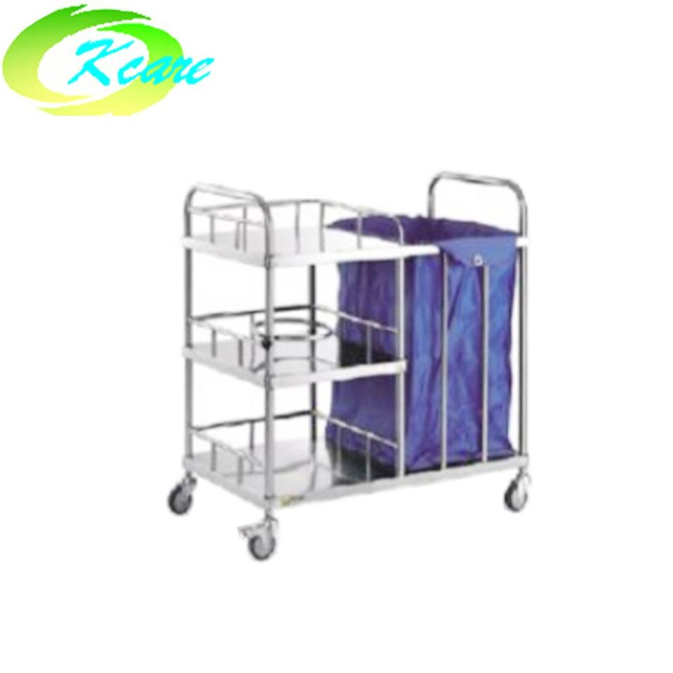 hospital full S.S. hospital clean line trolley for sale KS-B35