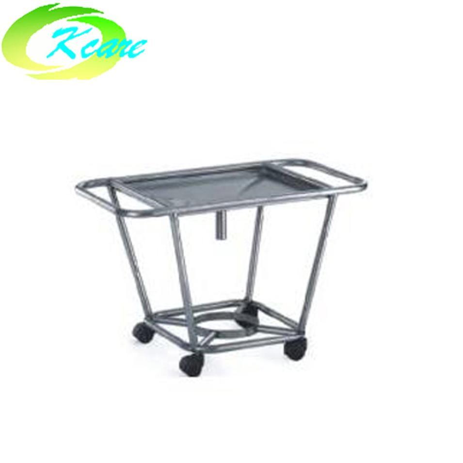 Stainless steel medical equipment cart KS-B18