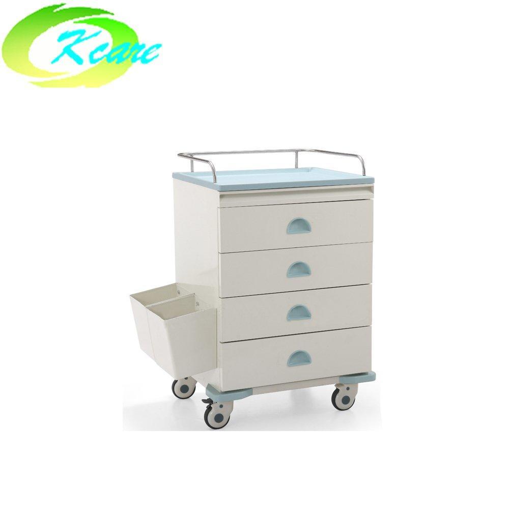 ABS&Steel  hospital medicine service trolley KS-B46
