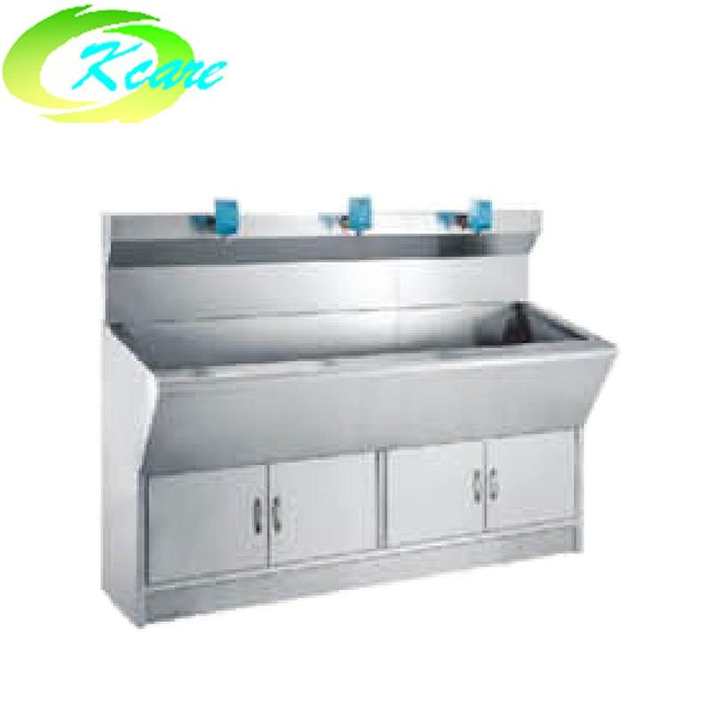 Stainless steel automatic washing sink KS-C02