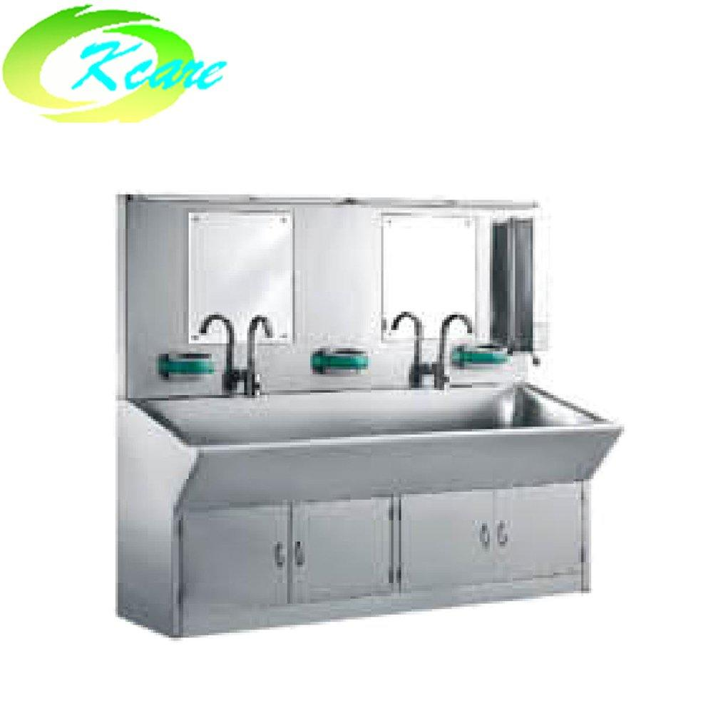S.S washing unit with three sink KS-C06a