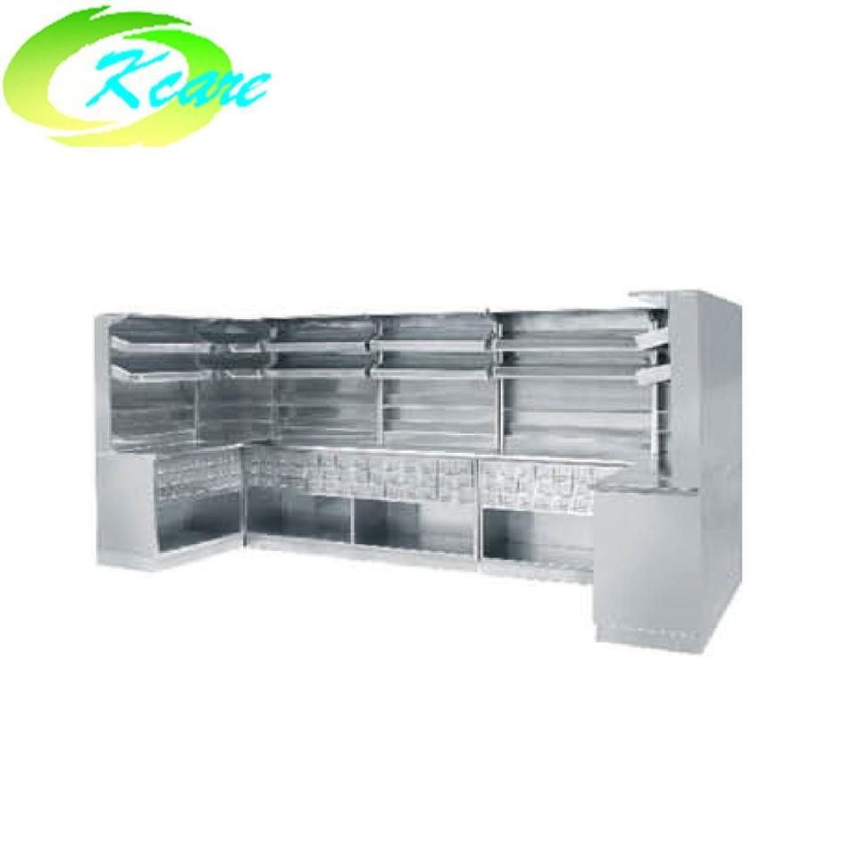 Steel hospital western medicine cabinet unit KS-C18