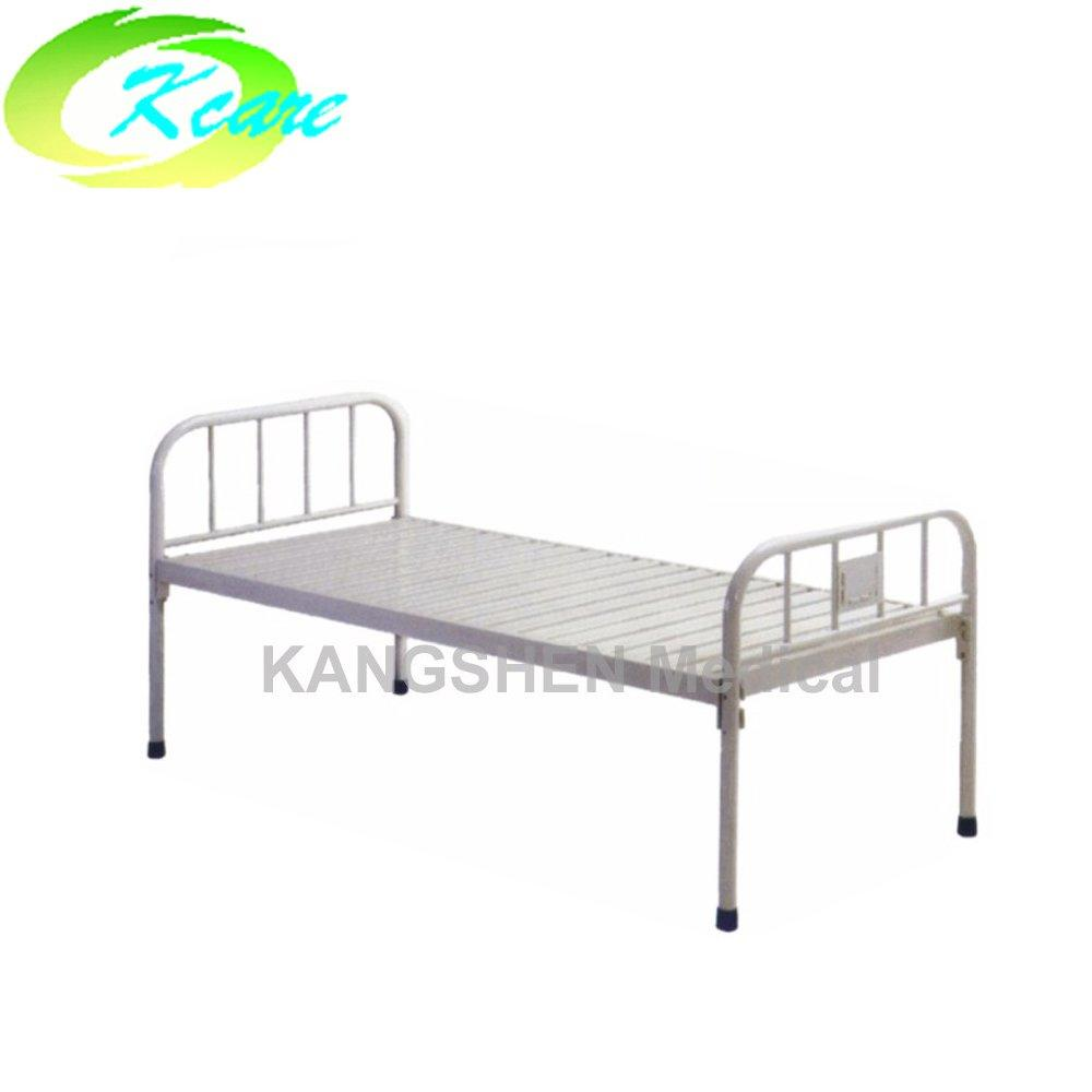 Full steel hospital flat hospital bed KS-110b