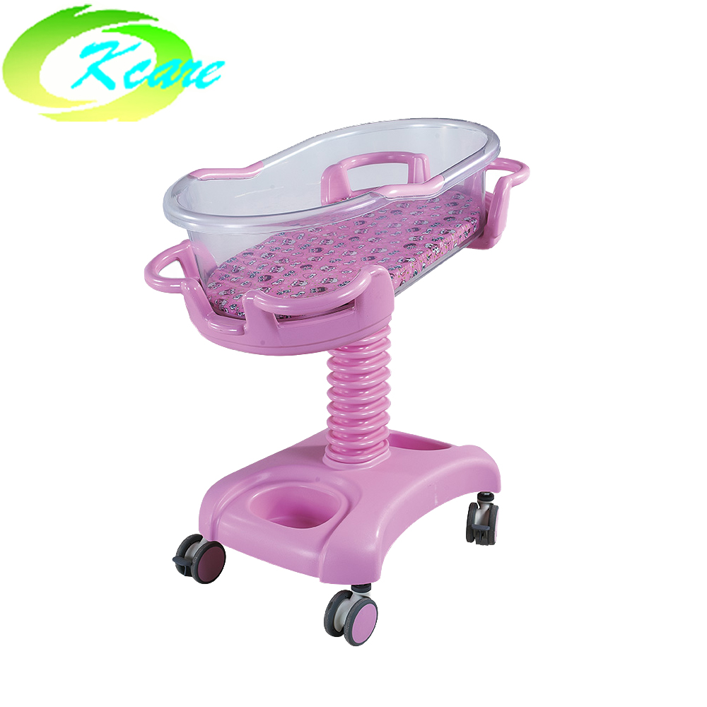 Kangshen Medical ABS two-function baby bed baby cot baby crib KS-S102ye Hospital Beds for Children image12
