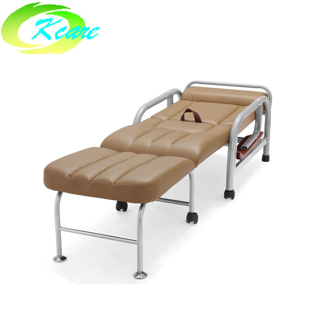 PVC hospital folding bed chair KS-D40c