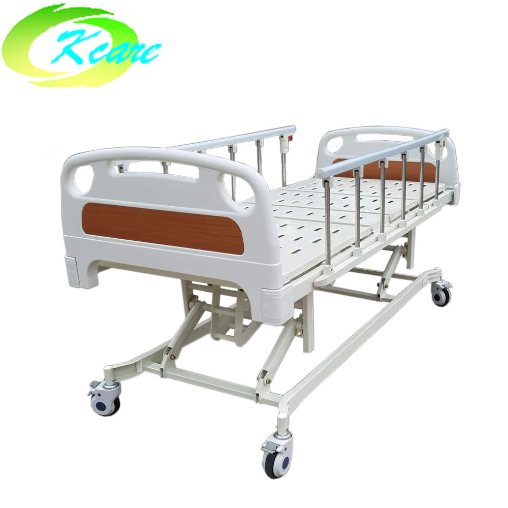 Manual hospital bed icu bed with three crank KS-632-1