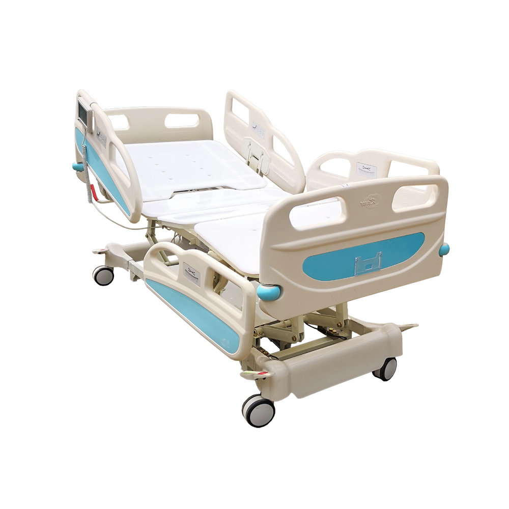 Kangshen Medical Multifunction paramount electric hospital care bed icu bed GS-836 Electric Hospital Bed image1
