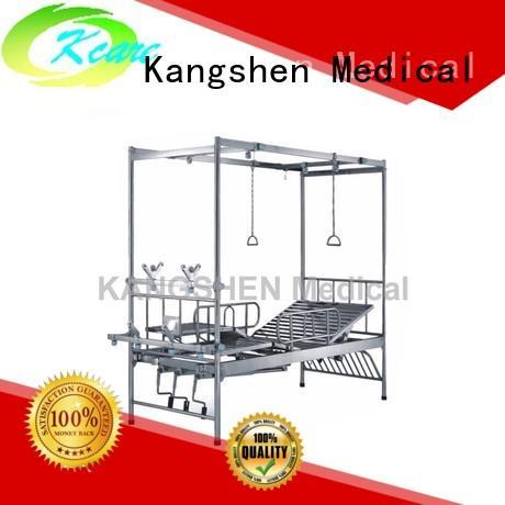 Kangshen Medical multi-functional manual bed new arrival wholesale