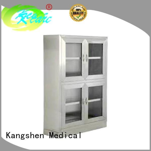 Kangshen Medical hospital antique medicine cabinet transportation