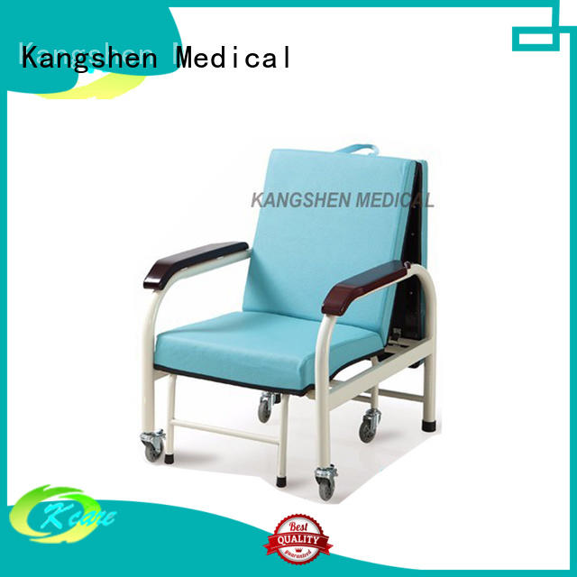 hospital convertible bed chair movable for patient Kangshen Medical
